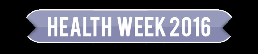 Health Week 2016