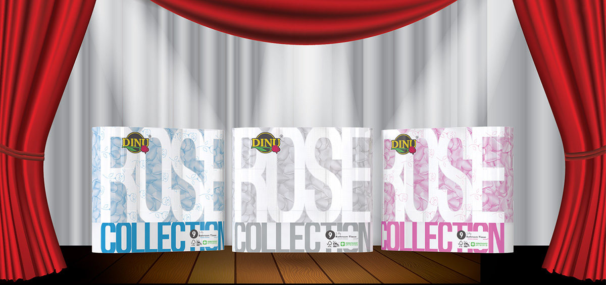 Rose Collection New packaging