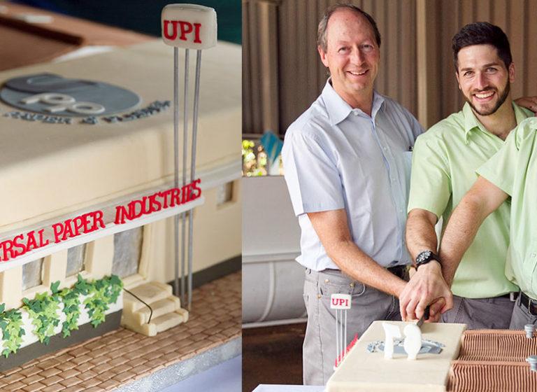 UPP 67th Birthday - Back to the Future