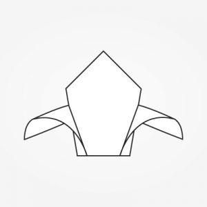 Dinu Decorate the Table - Napkin Folding Instructions